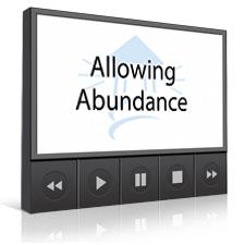 Allowing Abundance