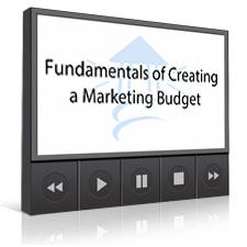 Fundamentals of Creating a Marketing Budget