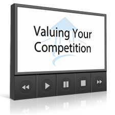 Valuing Your Competition