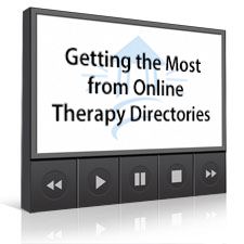 Getting the Most from Online Therapy Directories